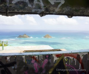 Pillbox at Lanikai